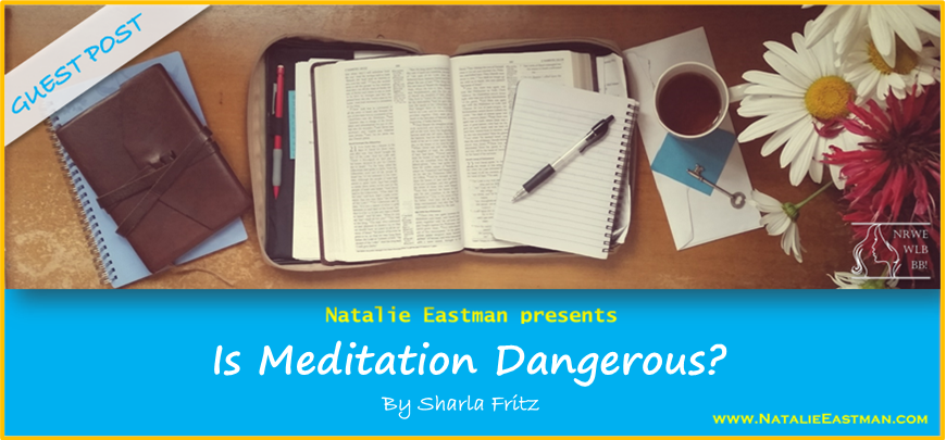 Sharla Fritz: Is Meditation Dangerous?